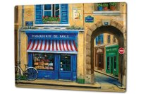 Tin Sign XXL Holiday Travel Agency Cheese shop Fromagerie...