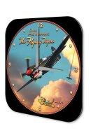 Travel Airport Decorative Wall Clock Fighter pilots World...