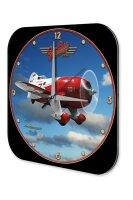 Travel Airport Decorative Wall Clock Aircraft failed...