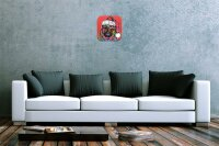 Decorative Wall Clock Vet Practice German Shepherd...