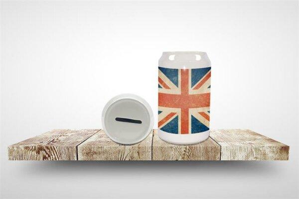 Money Box Holiday Travel Agency United Kingdom Ceramic Print
