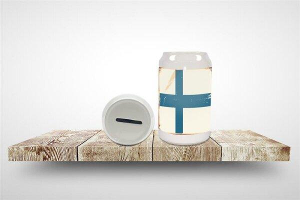 Money Box Holiday Travel Agency Finland Ceramic Print