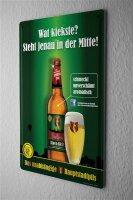 Blechschild Bier Bar Kneipe Berliner Bären Bräu...