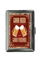 cigarette case tin Bar Party Beer Print