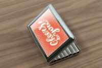cigarette case tin Bar Party Cheers Print