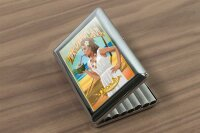 cigarette case tin Bar Party Tropical Print