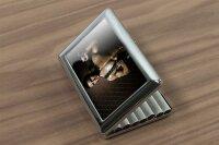 cigarette case tin Office Workshop Mechanic Print Vintage