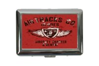 cigarette case tin Office Workshop Heroes of the air...