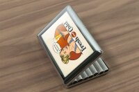 cigarette case tin Brewery Beer Kitchen Fresh and cold Print