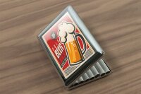cigarette case tin Brewery Beer Kitchen Cold beer Print