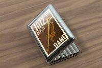cigarette case tin Kitchen Jazz Print