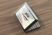 cigarette case tin Travel Airport rative Express air...