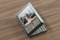 cigarette case tin Travel Airport rative Greeting...