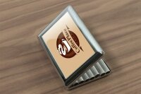 cigarette case tin Coffee Cafe Bar Coffee Place Print