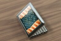 cigarette case tin Holiday Travel Agency United States...