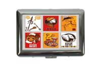 cigarette case tin Holiday Travel Agency Africa...