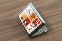 cigarette case tin Holiday Travel Agency Africa decoration Print