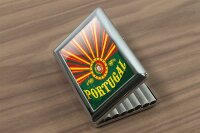 cigarette case tin Holiday Travel Agency Portugal Print