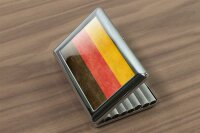 cigarette case tin Holiday Travel Agency Germany Print