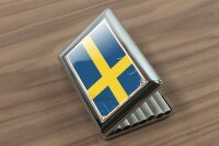 cigarette case tin Holiday Travel Agency Sweden Print