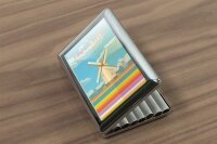 cigarette case tin Holiday Travel Agency Holland Print