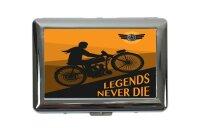 cigarette case tin Garage Legends Print