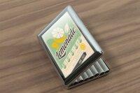 cigarette case tin Nostalgic Lemonade Print