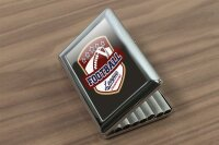 cigarette case tin Fun College Football Print