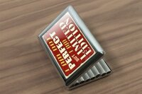 cigarette case tin Sayings Limited Edition Print