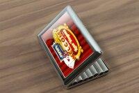 cigarette case tin City casino las vegas Print