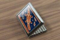 cigarette case tin Fun Platypus Print