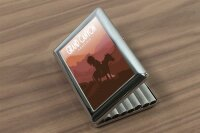 cigarette case tin Holiday Travel Agency Grand Canyon Print