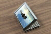 cigarette case tin Arms Fighter aircraft Print