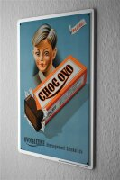 Tin Sign Kitchen Decor Ovomaltine Chocolate Bars Retro...