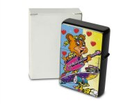 Petrol Lighter Printed FeliX Love Musicians Skateboard
