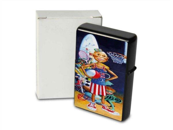 Petrol Lighter Printed HL Koehler basketball toy sport equipment