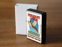 Pocket Windproof Lighter Brushed Oil Refillable Pheasant...