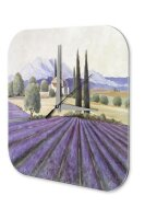 Wall Clock Holiday Travel Agency F. Heigl Tuscan cypress...