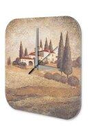 Wall Clock Holiday Travel Agency F. Heigl Villa Tuscany...