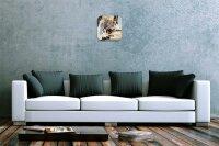 Wall Clock Holiday Travel Agency F. Heigl Painting...