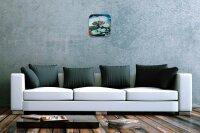 Fun Decorative Wall Clock Krakowski Dream Tree Orca Orca...
