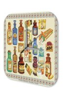 Wall Clock Fun Kitchen Decoration Cough syrup cough...