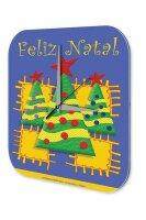 Wall Clock Christmas Decoration Merry Christmas Christmas...