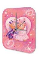 Wall Clock Wedding Decoration Bear Bear Wedding printed...