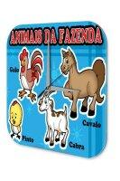 Fun Wall Clock Vintage Decoration Breeds Horse Goat Acryl...
