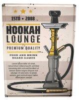 Tin Sign Tobacco Shisha Hookah Lounge