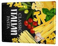 Tin Sign Kitchen Italian specialties