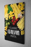 Tin Sign Kitchen Italian specialties