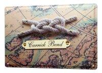 Tin Sign XXL Kitchen Ship Carrick Bend node