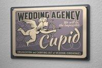 Tin Sign XXL Wedding wedding planner